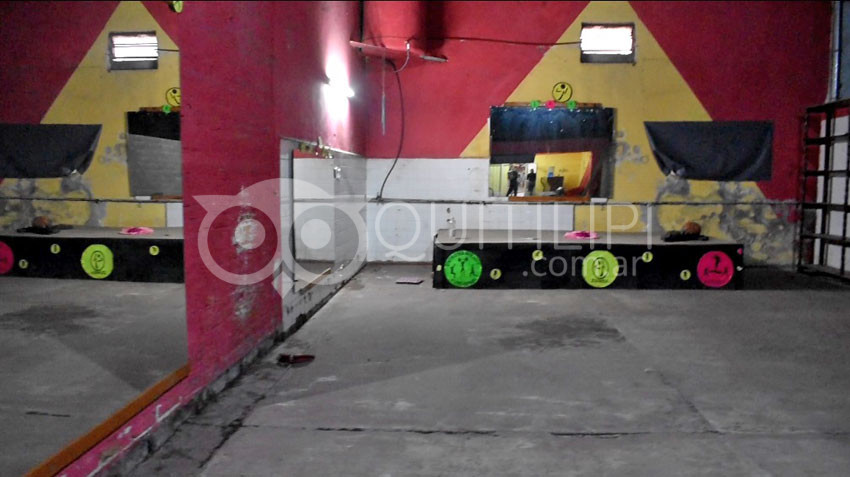 El gimnasio Across Gym #Zumba, bajó la persiana 9