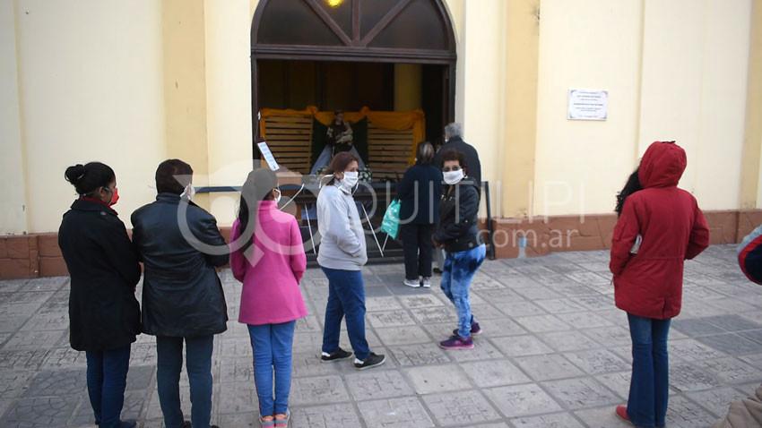 Pese a la pandemia, Quitilipi con regocijo celebró San Antonio de Padua 16