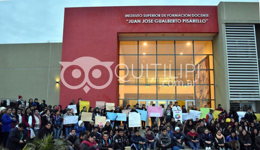 I.N.S. Quitilipi inscribe online para carreras docentes 6
