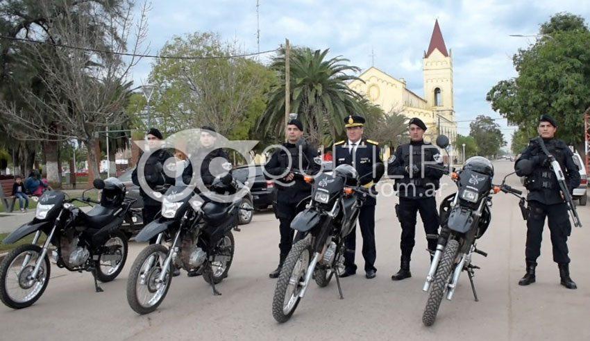 Suspenden el acto por el Día de la Policía 3