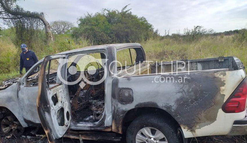 Recuperó su libertad el dueño de la camioneta utilizada en el asalto al empresario 3