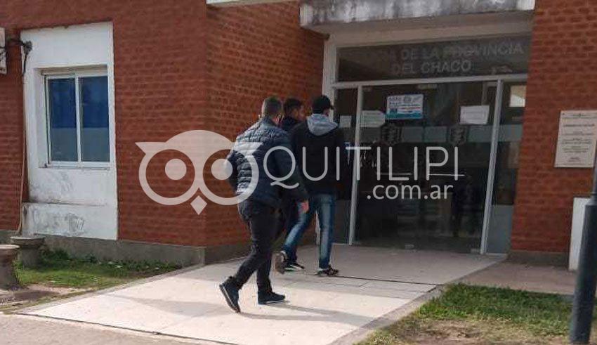Detienen un segundo implicado en el robo al empresario frente al Banco Nación 11