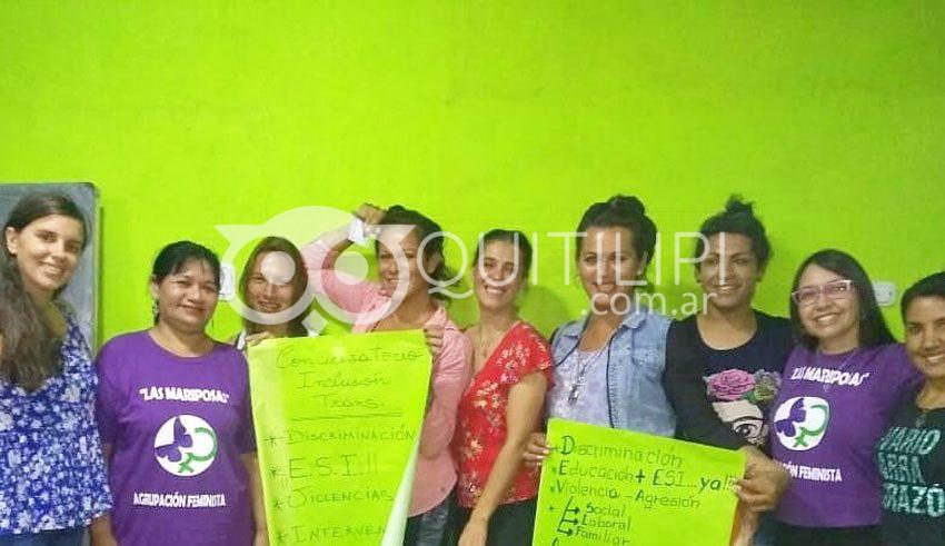 Fuerte apoyo de Las Mariposas a Carolina Leiva y Edis Solís 7