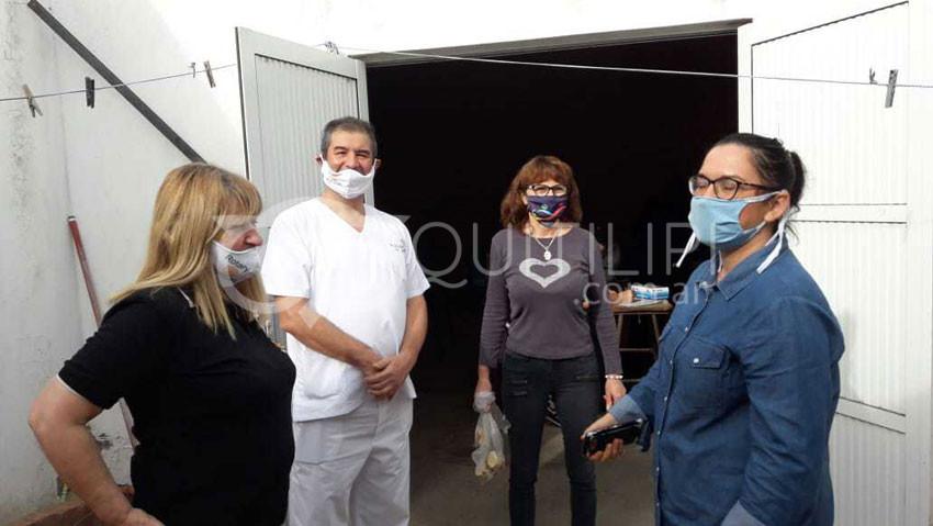 AaA. Suma aportes y manos solidarias para contrarrestar la pandemia 9