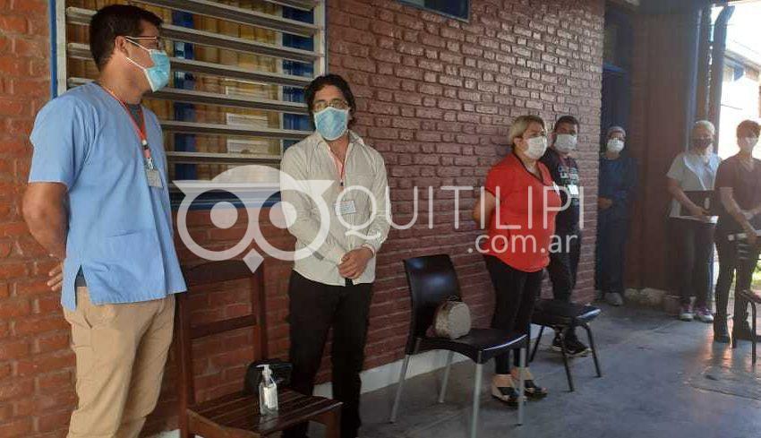 Lo que dejó la reunión ampliada en el Hospital de Quitilipi 3