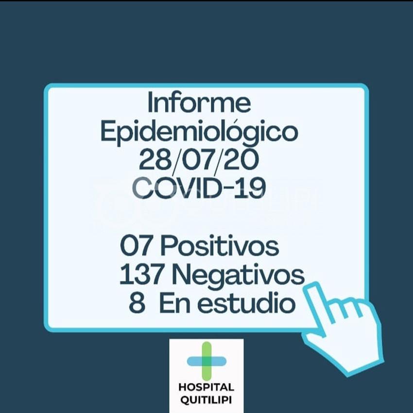 Aumenta la cantidad de casos positivos de COVID-19 en Quitilipi 4
