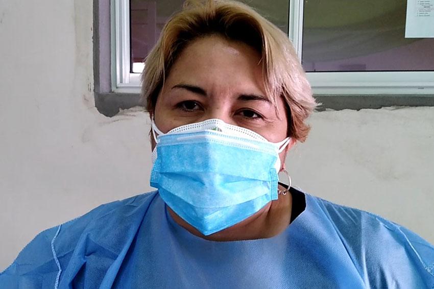 Plan Detectar. Nuevo operativo de hisopados en Quitilipi 5