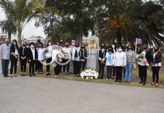 Evocaron al maestro Domingo Faustino Sarmiento 31