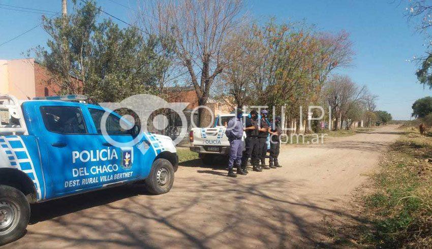 Fuerte operativo de prevención en los barrios y zona centro 9