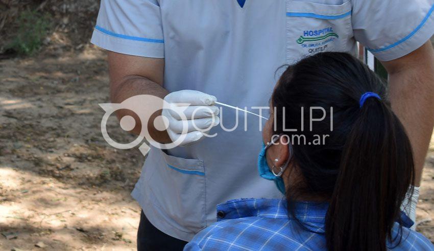 COVID-19. Dieciséis casos en El Palmar, eleva la cifra de infectados en Quitilipi 2