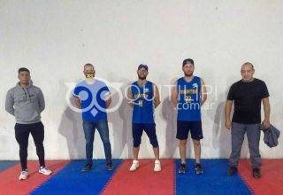 Voleibol. La Liga espera el OK para volver a la competencia 87