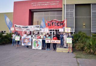 El Frente Gremial en contra del cierre de IES y a favor de que pague la cláusula gatillo 47