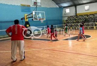 El CIC debutó en básquetbol infantil 28