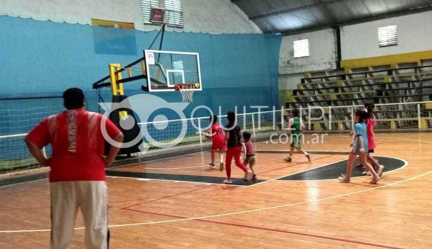 El CIC debutó en básquetbol infantil 7