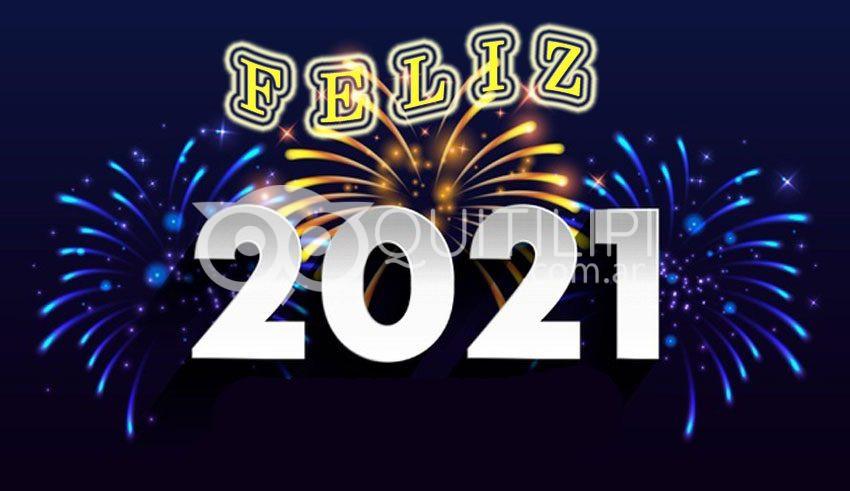 ¡Bienvenido Año Nuevo! 2