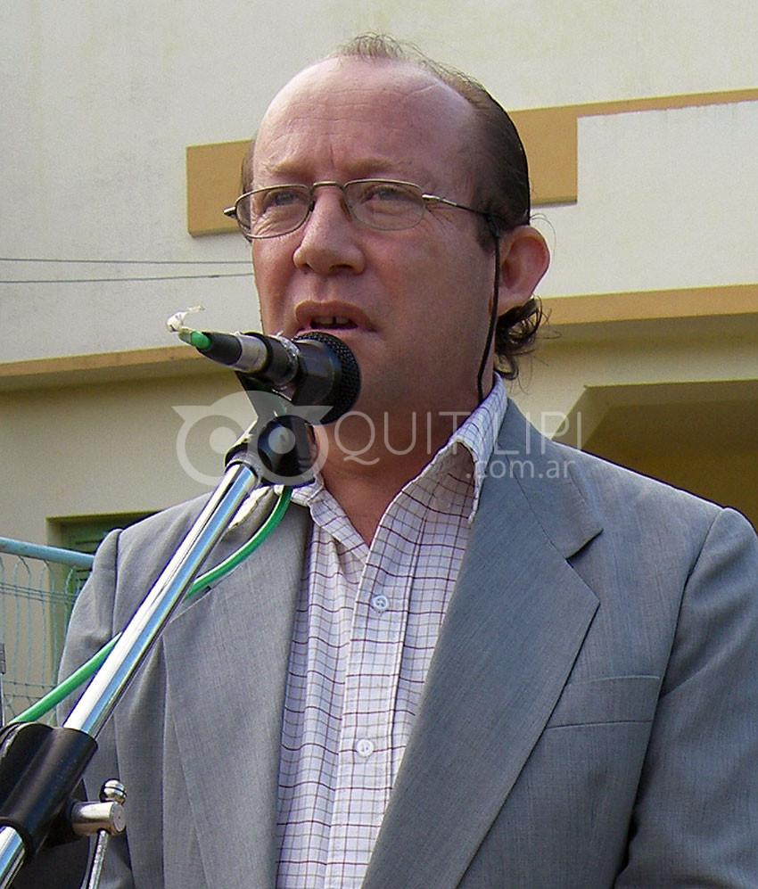 108 Aniversario de Quitilipi. Homenaje al ex concejal radical Alfredo Morales 9