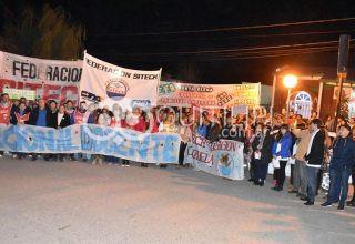 Frente Gremial: sin condiciones y salario digno no comienza las clases 13