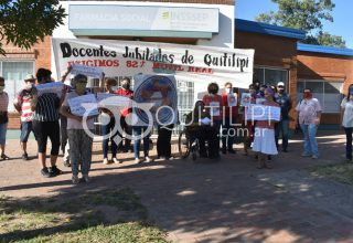 AJUDOCH reclama al INSSSEP, apertura de farmacias en todo el Chaco 13
