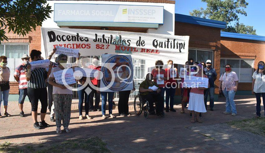 AJUDOCH reclama al INSSSEP, apertura de farmacias en todo el Chaco 3