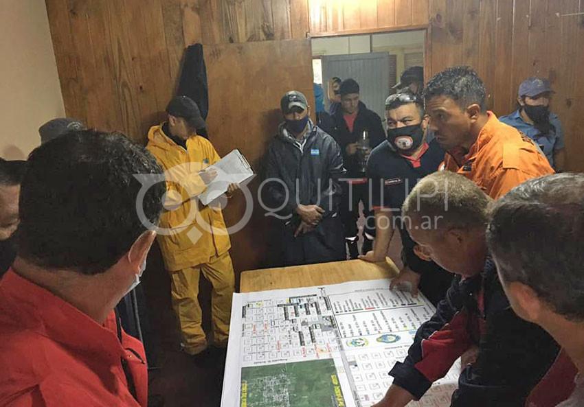 Col. Benítez: pese al gran esfuerzo realizado, Marciano Ortiz sigue desaparecido 10