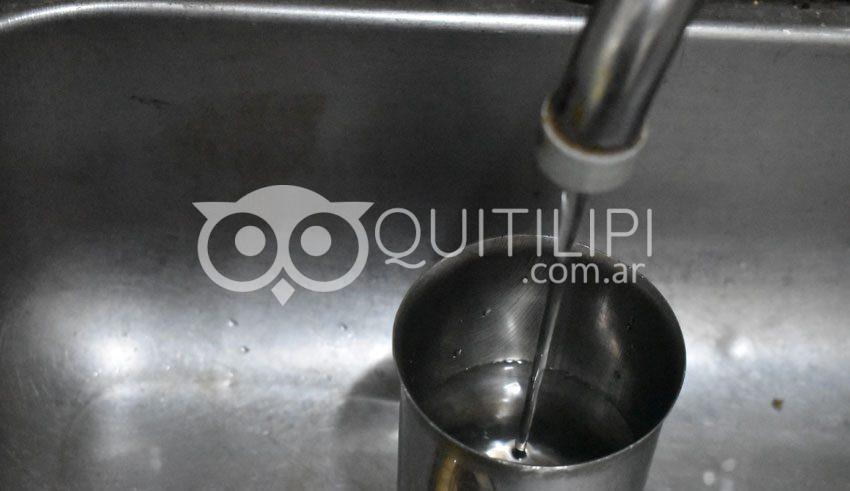 A cuidar el agua. SAMEEP corta el suministro por reparación 1