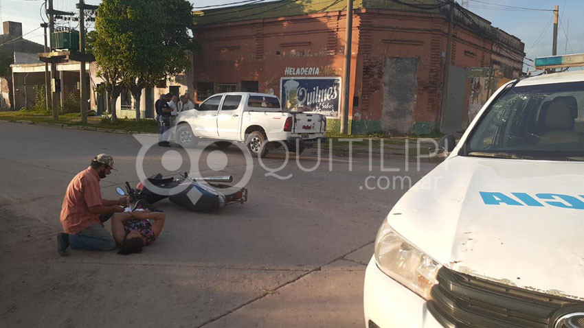 Choque en Tucumán y Entre Ríos, dos adultos con lesiones 4