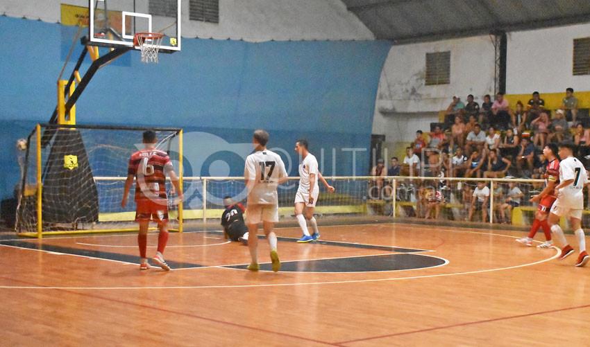 """Futsal. Amotinados se consagró Campeón de la 4º Copa """"Ciudad de la Amistad"""" 22"""
