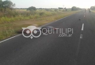 Ruta 4. Conductor alcoholizado embistió una moto, un muerto 18