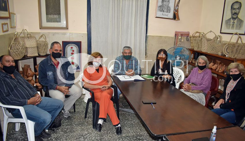"""Lino Prado asumió la presidencia del Museo """"René James Sotelo"""" 5"""
